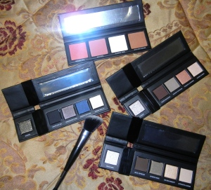 Divergent Cosmetics palettes