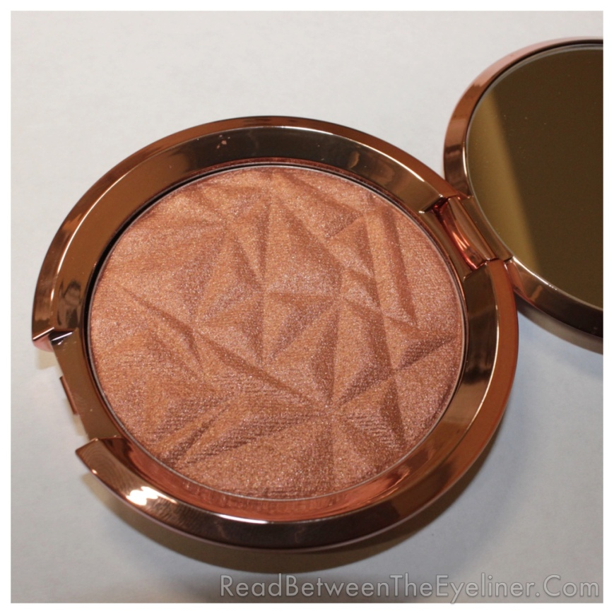 BECCA blushed copper