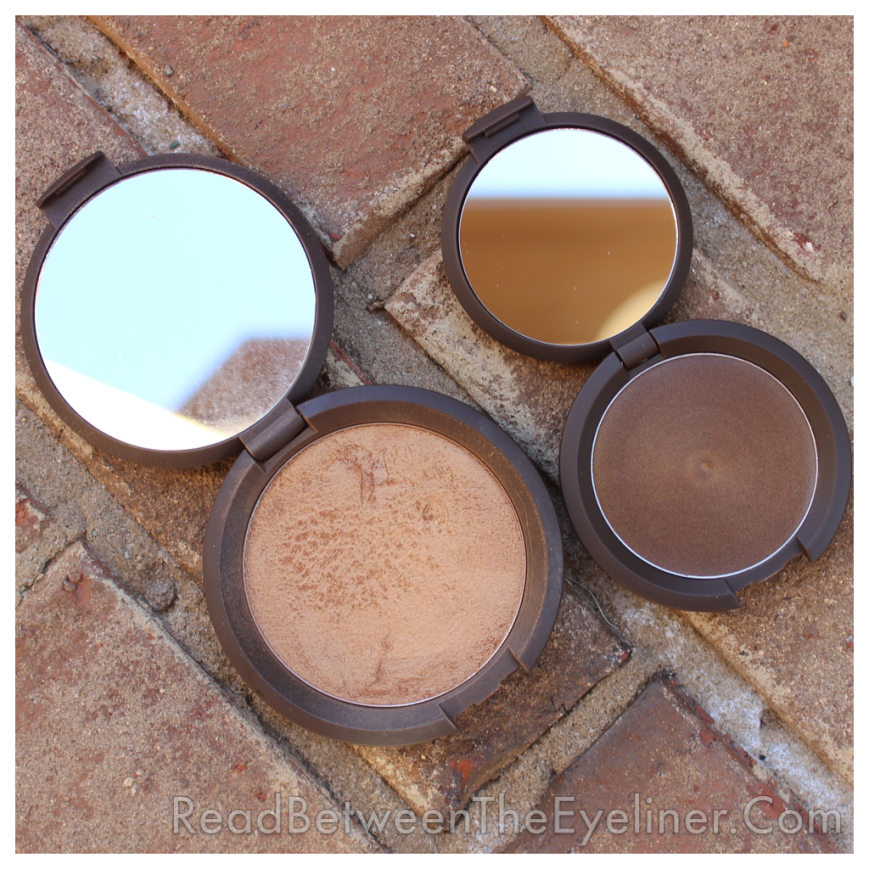 Becca topaz highlighters