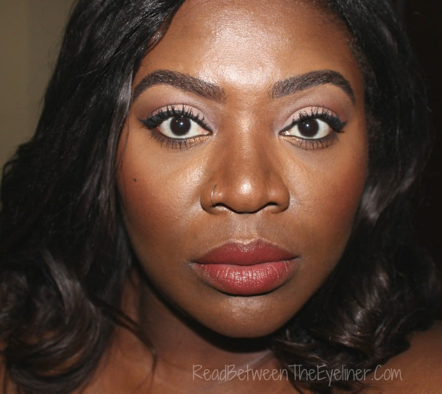 Lancome teint idole foundation stick 510 555 on dark skin